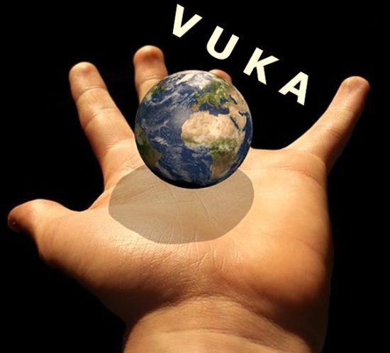 Vuka-Lösung - Dr. Markus Reimer - Keynote Speaker, Redner, Referent - Ihr Vortrag zu Innovation. Agilität. Qualität. Wissen.