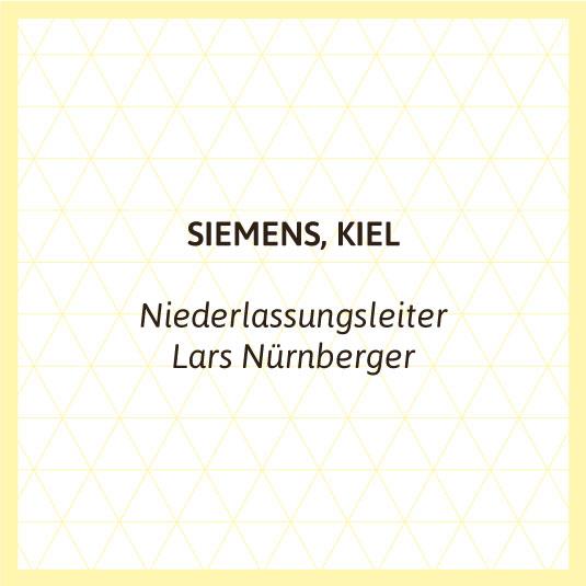 Siemens Kiel - Markus Reimer Keynote Speaker Redner Vortrag Innovation Agilität Qualität Wissen