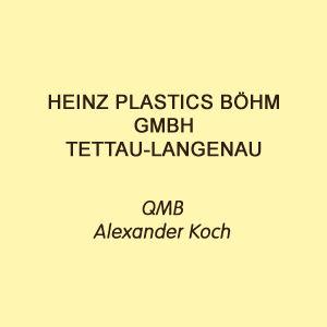 Tettau Heinz Plastics Böhm Markus Reimer Keynote Speaker Redner Referent Vortrag Innovation Qualität Wissen Agilität
