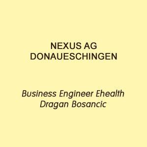 Nexus AG Donaueschingen Markus Reimer Keynote Speaker Redner Referent Vortrag Innovation Agilität Qualität Wissen