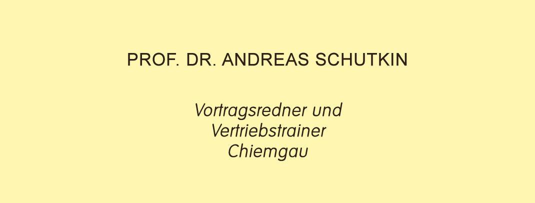 Prof. Schutkin Markus Reimer Keynote Speaker Redner Referent Vortrag Innovation Qualität Wissen Agilität