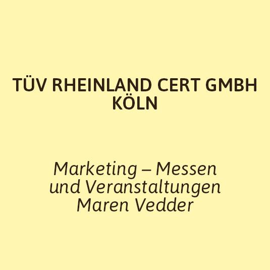 Referenz TÜV - Referenz zu Dr. Markus Reimer - Keynote Speaker / Redner /Referent - Ihr Vortrag zu Innovation. Agilität. Qualität. Wissen.
