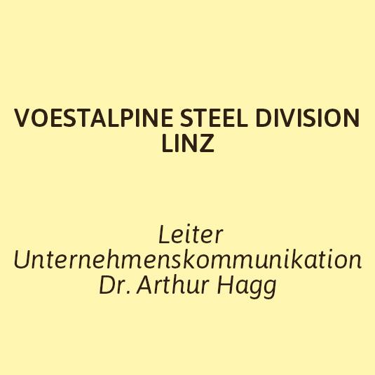 voestalpine Linz - Dr. Markus Reimer - Keynote Speaker / Redner /Referent - Ihr Vortrag zu Innovation. Agilität. Qualität. Wissen.