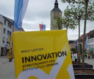 Rezension Wolf Lotter Innovation Dr. Markus Reimer Redner Keynote Speaker Vortrag Agilität Qualität Wissen