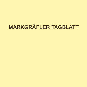 Markgräfler Tagblatt - Dr. Markus Reimer Keynote Speaker Redner Vortrag Innovation Agilität Qualität Wissen