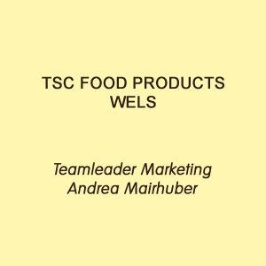 TSC Food - Markus Reimer Keynote Speaker Redner Vortrag Innovation Agilität Qualität Wissen