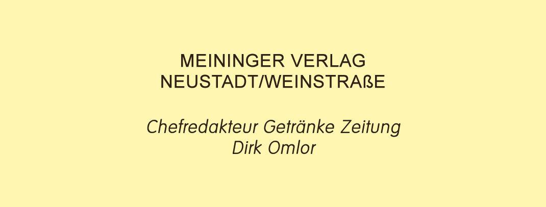 Getränkezeitung zu Markus Reimer - Keynote Speaker Redner Vortrag Innovation Agilität Wissen Qualität